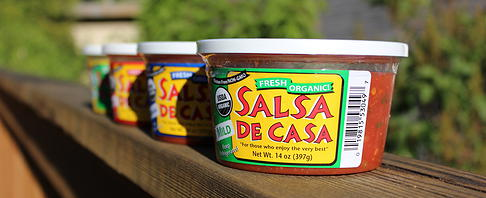De Casa Fine Foods strives to exceed customer expectations.