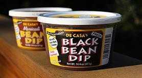 De Casa Bean Dips
