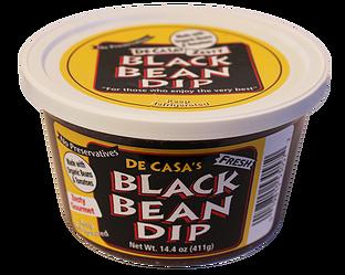 De Casa Black Bean Dip